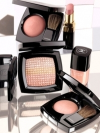 Les Aquarelles de Chanel Makeup Collection