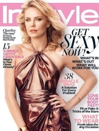 Charlize Theron Talks Motherhood and Being Happy with InStyle June 2012