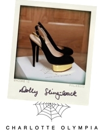 Charlotte Olympia 'Encore' Shoe Collection 2013