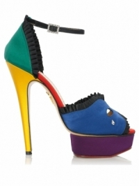 Charlotte Olympia Fall 2012 Shoes