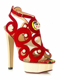 Charlotte Olympia Pre-Fall 2012 Shoes