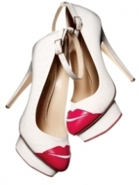 Charlotte Olympia 'Runaway Bride' Shoe Collection 2012