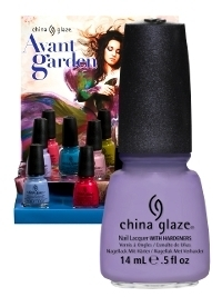 China Glaze Avant Garden Spring 2013 Nail Polishes
