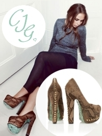 Chloe Green Unveils Second Topshop Shoe Collection