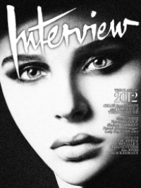 Chloë Moretz Covers Interview Magazine November 2011
