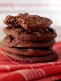 Chocolate Toffee Cookie Recipe