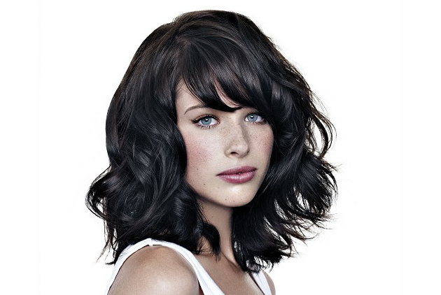 Medium Choppy Haircut Ideas