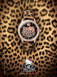 Chouette Limited Edition Hello Kitty Watches