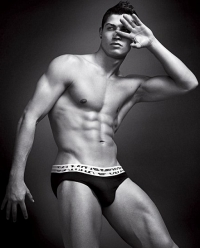 Hottest Sportsmen as Underwear Models