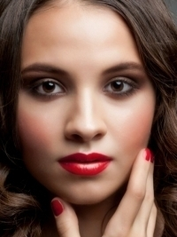 Christmas Makeup Ideas 2012
