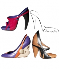 Clementine Baxter Spring 2010 Shoes
