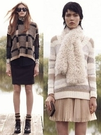 Club Monaco Late Fall 2012 Lookbook