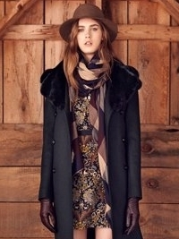 Club Monaco November 2012 Lookbook