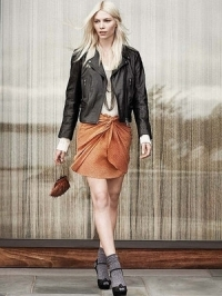Club Monaco Pre Spring 2012 Lookbook