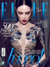 Coco Rocha Slams Elle Brazil for Photoshopped Cover