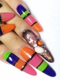 Simple Must Try Nail Art Ideas