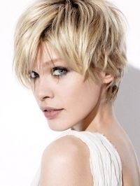 Cool Short Hairstyle Ideas