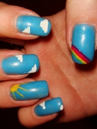 Colorful Nail Art Designs to Try