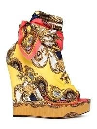 D&G Spring 2012 Shoes