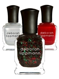 Deborah Lippmann 'Christmas in the City' 2012 Nail Polish Trio