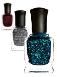 Deborah Lippmann Glitter Nail Polish Collection