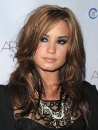 Celebrity Long Layered Hair Styles