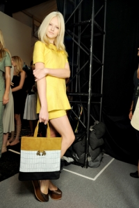 Spring/Summer 2011 Yellow Color Trend