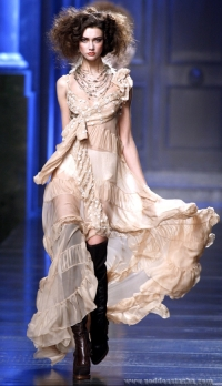 Christian Dior Fall 2010 Collection