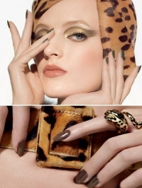 Dior Golden Jungle Fall 2012 Makeup Collection