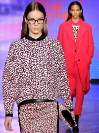 DKNY Fall 2013 Collection New York Fashion Week