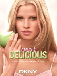DKNY Limited Edition Sweet Delicious Fragrance Collection 2012