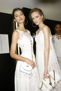 Spring/Summer 2011 Lace Fashion Trends