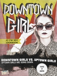 Jeffrey Campbell Downtown Girl Fall/Winter 2011 Lookbook