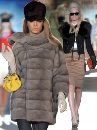 Dsquared2 Fall 2012 RTW Collection
