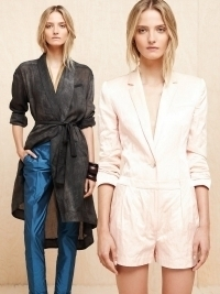 Elizabeth and James Spring 2013 Lookbook
