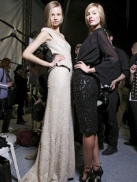 Elie Saab Fall 2011 RTW Collection