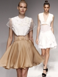 Emilio de la Morena Spring 2012 – London Fashion Week