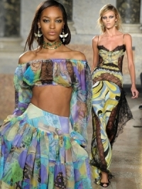 Emilio Pucci Spring 2012 – Milan Fashion Week