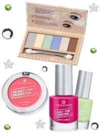 Essence Ready for Boarding Summer 2012 Makeup