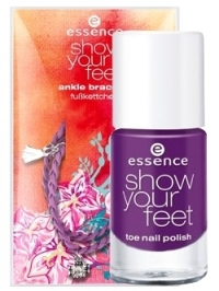 Essence 'Show Your Feet' Summer 2012 Collection