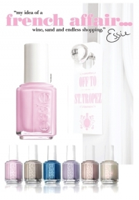 Essie French Affair Spring 2011 Nail Polish Collection