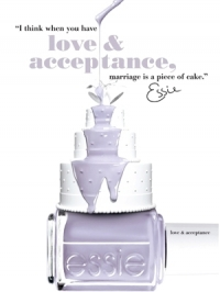 Essie Wedding Collection for Spring 2012