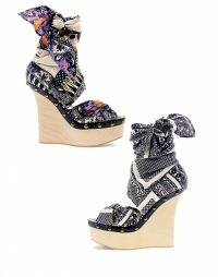 Etro Spring/Summer 2011 Shoes