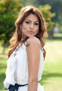 Eva Mendes is the New Face of Thierry Mugler's Angel