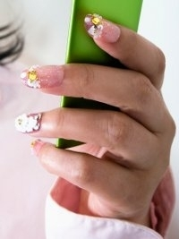 Chic and Easy Fall Nail Art Designs