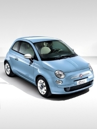 Fiat 500 'Colour Therapy' Goes '70s Chic