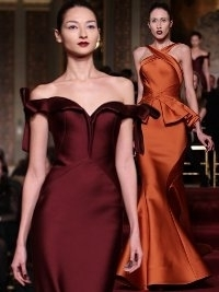 Zac Posen Fall 2013 Collection New York Fashion Week