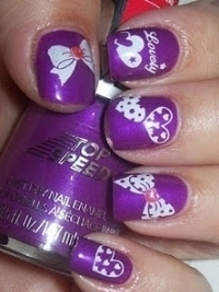 Flirty Nail Art Designs to Try