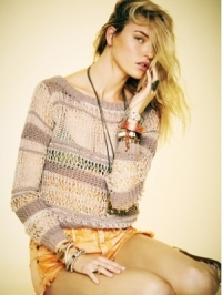 Free People 'Here Comes the Sun' May 2012 Lookbook