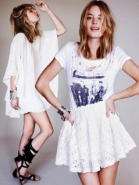 Free People Spring Cleaning March 2012 Lookbook